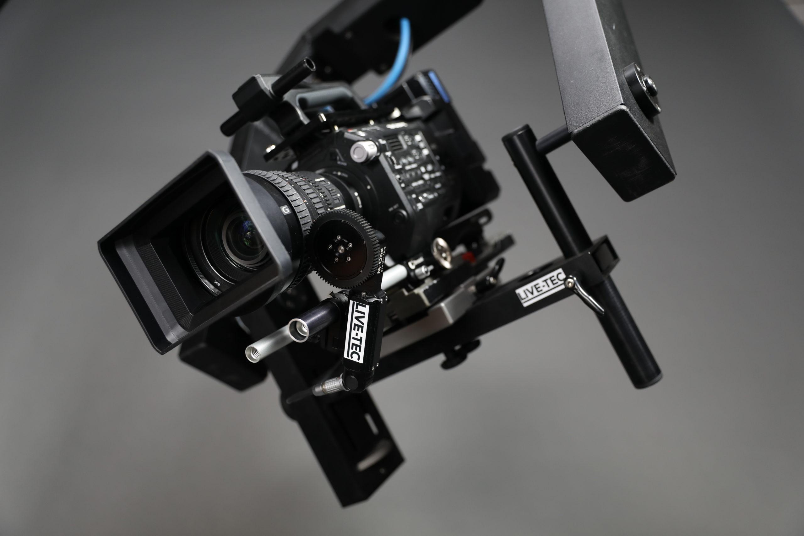 LIVE-TEC   RemoteHead Pelé XL35