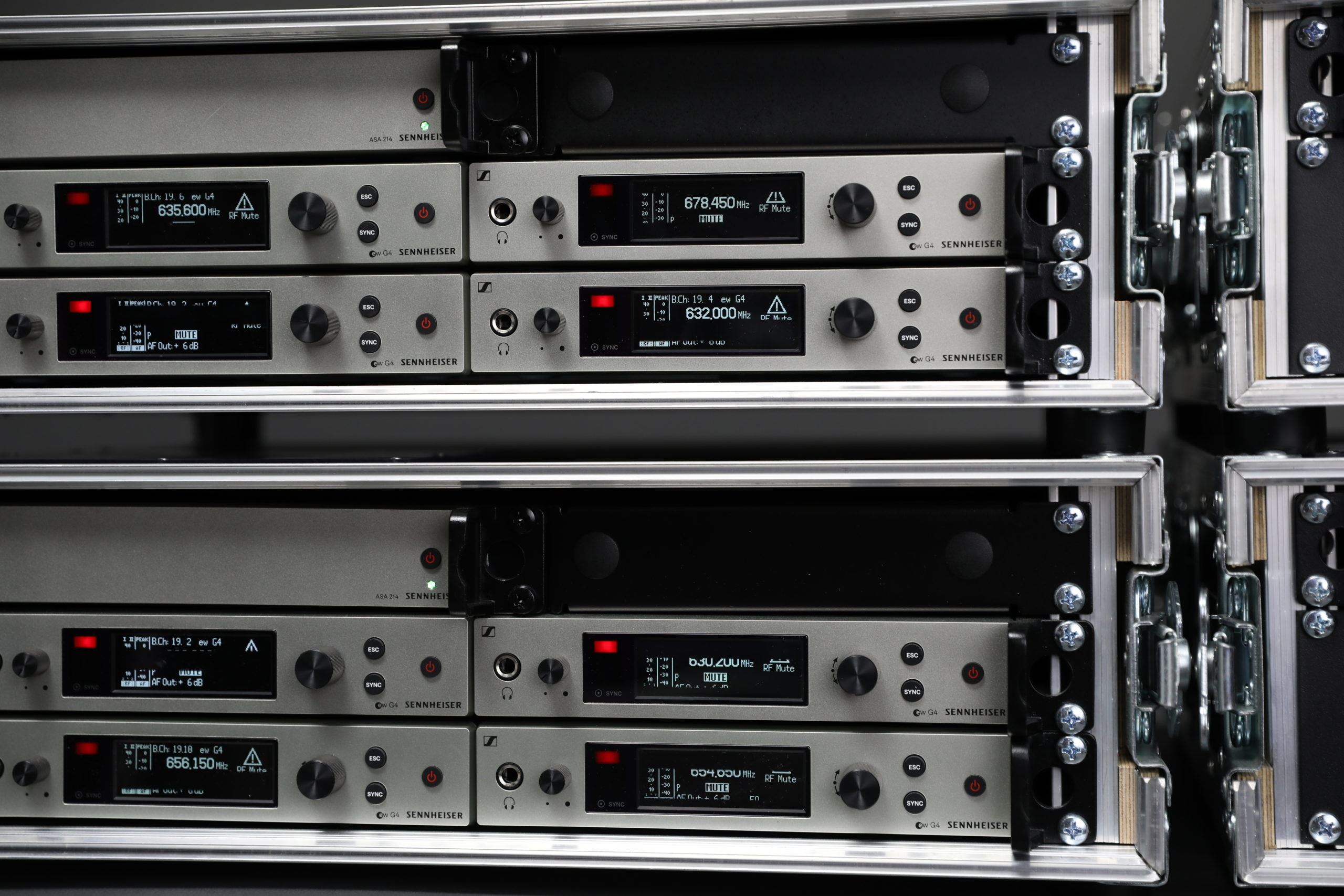 LIVE-TEC   Sennheiser G4 EW500 Series