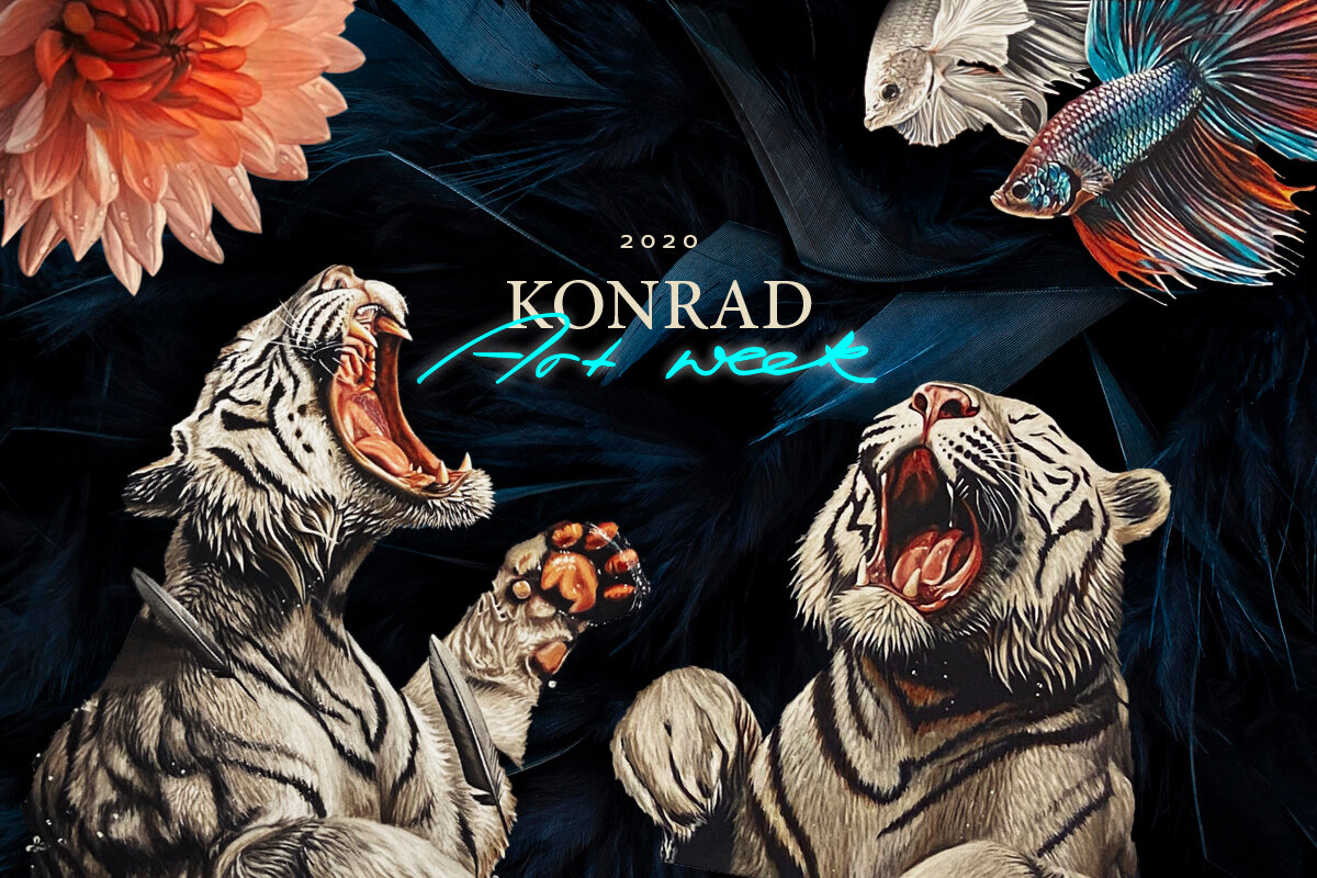 LIVE-TEC | KONRAD Art Week 2020