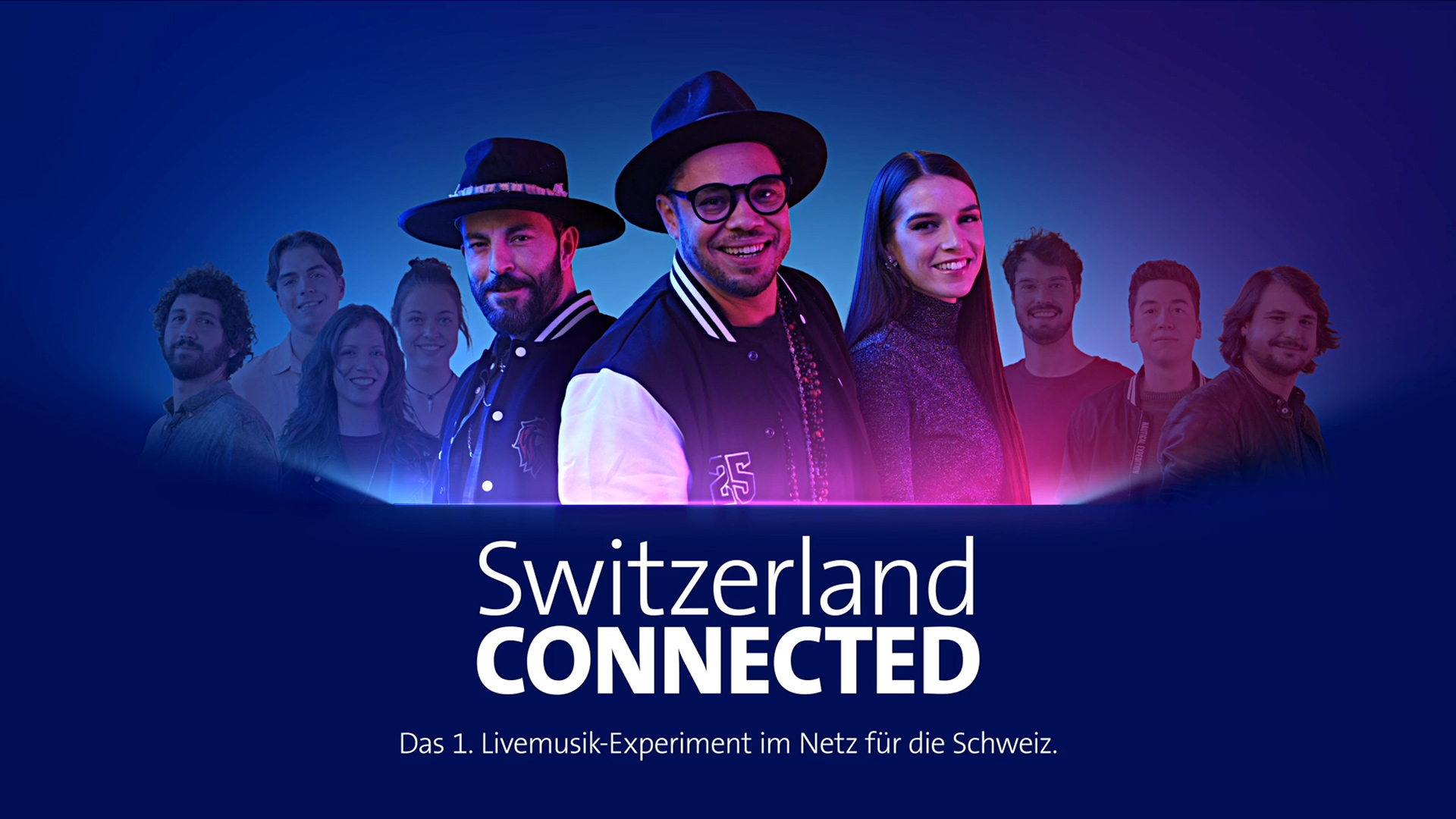 LIVE-TEC | Switzerland Connected – Das Livemusik-Experiment
