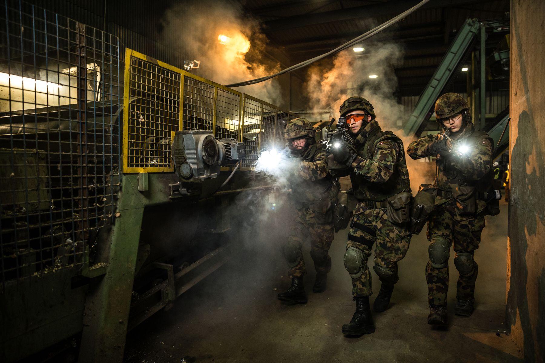 LIVE-TEC | Die Kaderausbildung der Armee