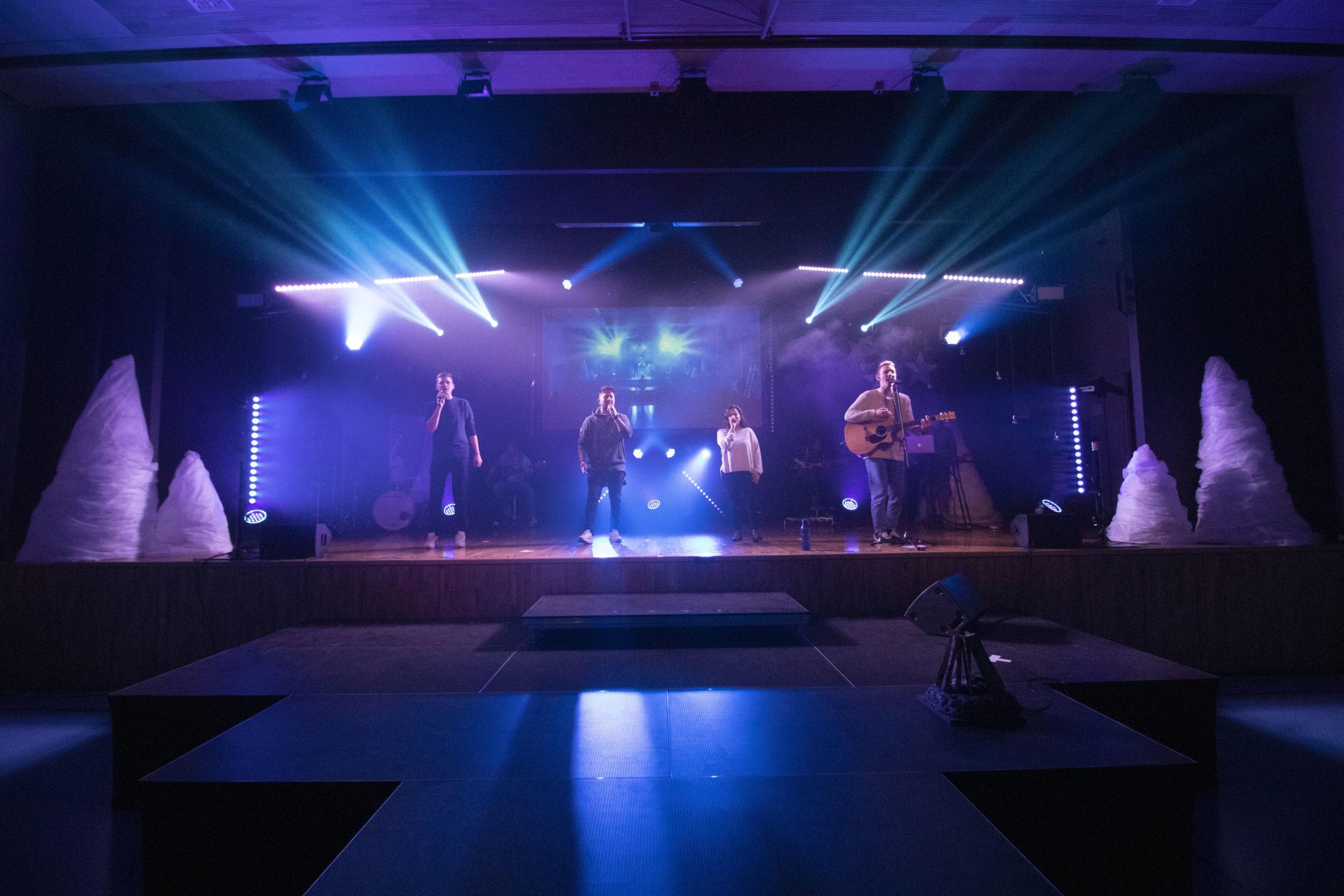 LIVE-TEC | ICF Christmas Celebration
