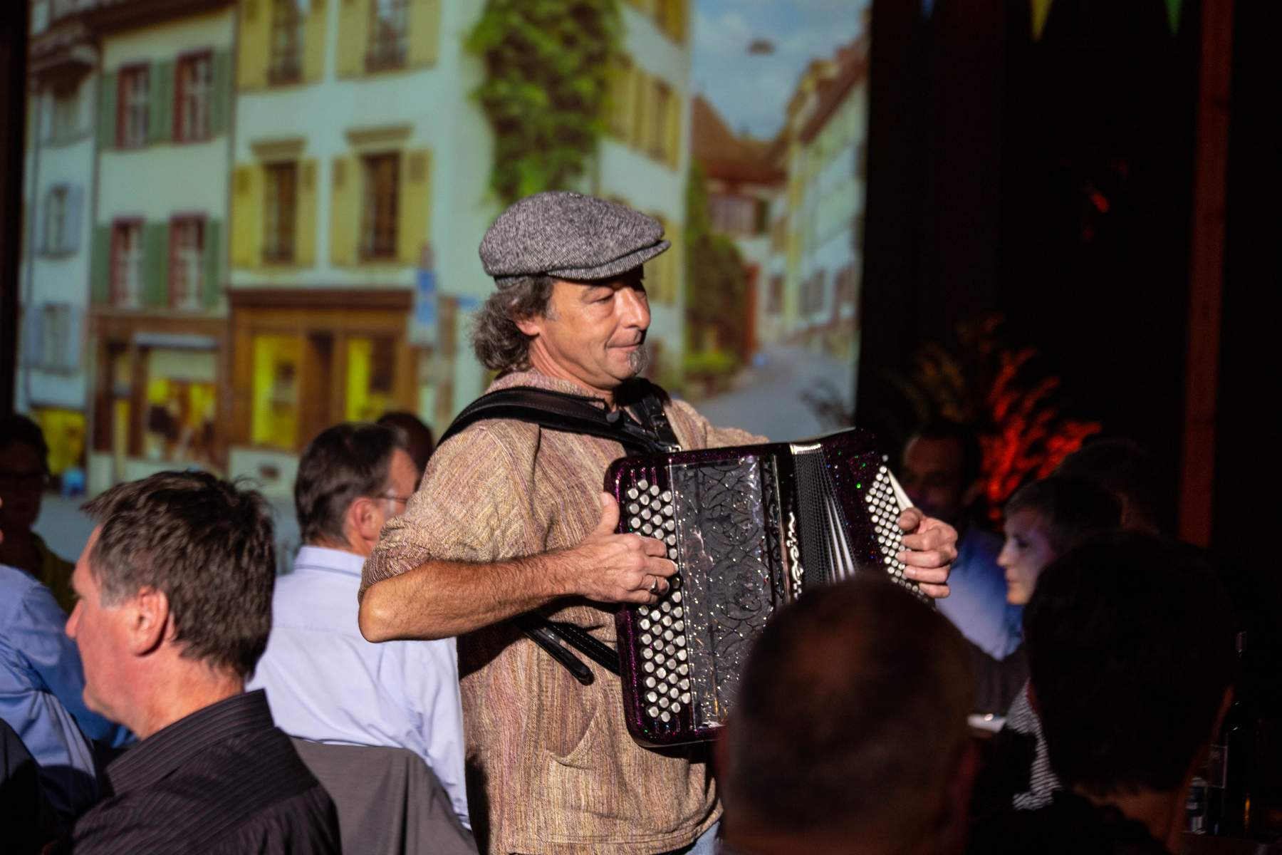 LIVE-TEC | Brasserie Strassenmusik